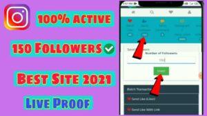 Free Likes Followers Website On Instagram- Instavevo.com