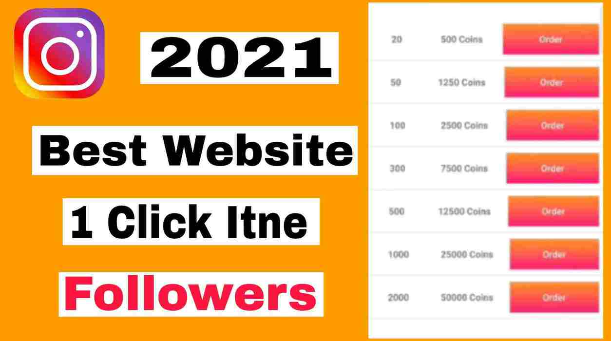 Hwo To Increase Likes Followers On Instagram- 100% Followers