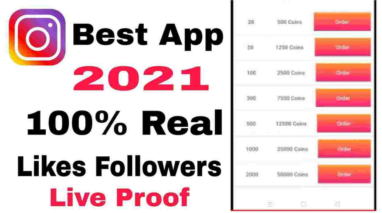 Instagram Free Likes Followers App- Best App 2021