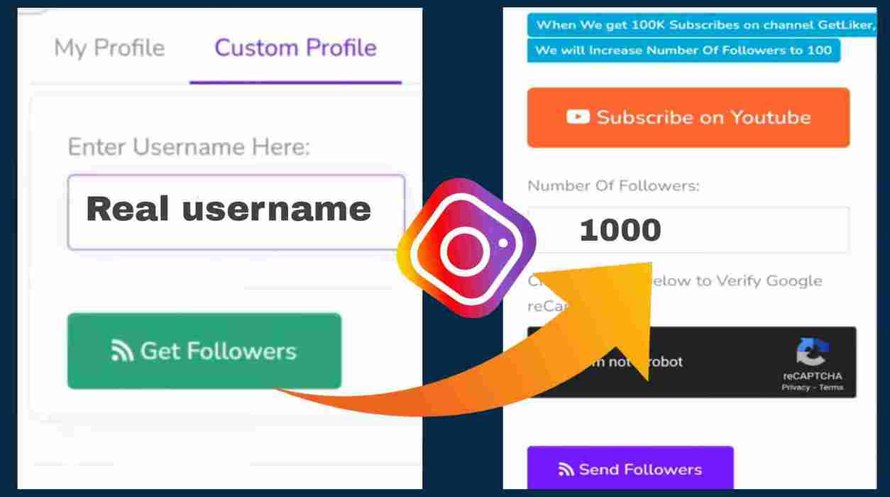 How To Get Likes Followers On Instagram 2021- 100% Acteve