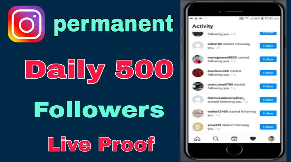 How To Increase Likes And Followers 2021- 100% Acteve Followers