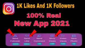 How To Get Instagram Followers And Likes 2021- 100% Followers