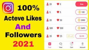 How To Get Instagram Free Real Likes And Followers 2021