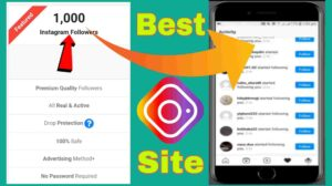 Instagram Free Followers And Likes 2021- Best Website 100% Real