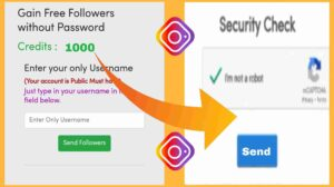 Free Instagram Aollowers And Likes 2021-100% Working App