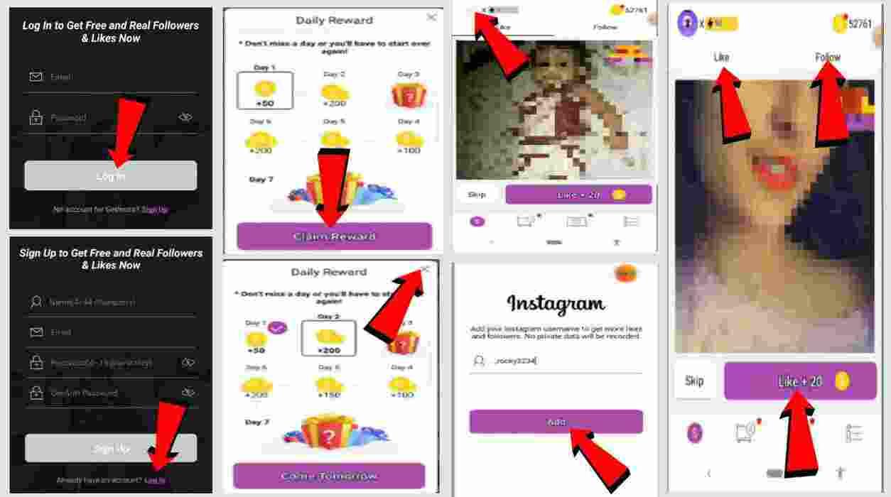 Instagram Free Followers App- How To Increase Followers On Instagram