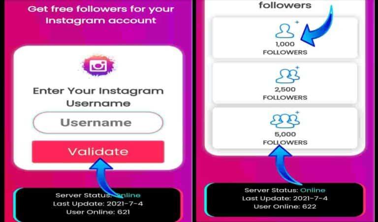Instagram Followers Free App- Get Instagram Free Followers App 2021