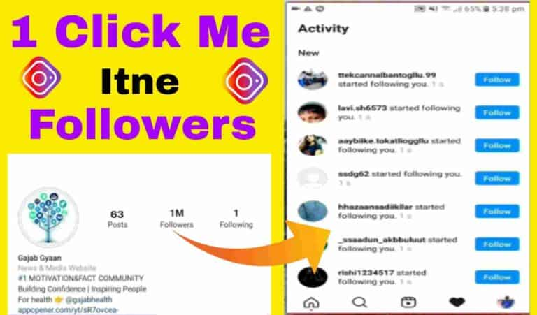 How To Get Followers On Instagram Without Following-100% Followers