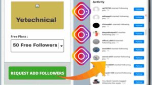 Instagram Free Followers Without Login 2021- 100% Active Followers