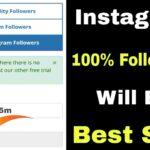 Instafollowers Website-Instagram Followers Increase Website No Login